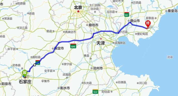 乐亭县城街道地图