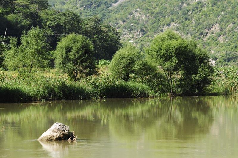 邯郸漳河小三峡,岳城水库二日游——邯郸旅游景区大全