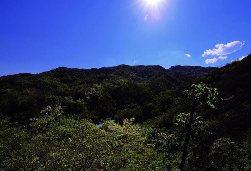保定古北岳国家森林公园,虎山二日游
