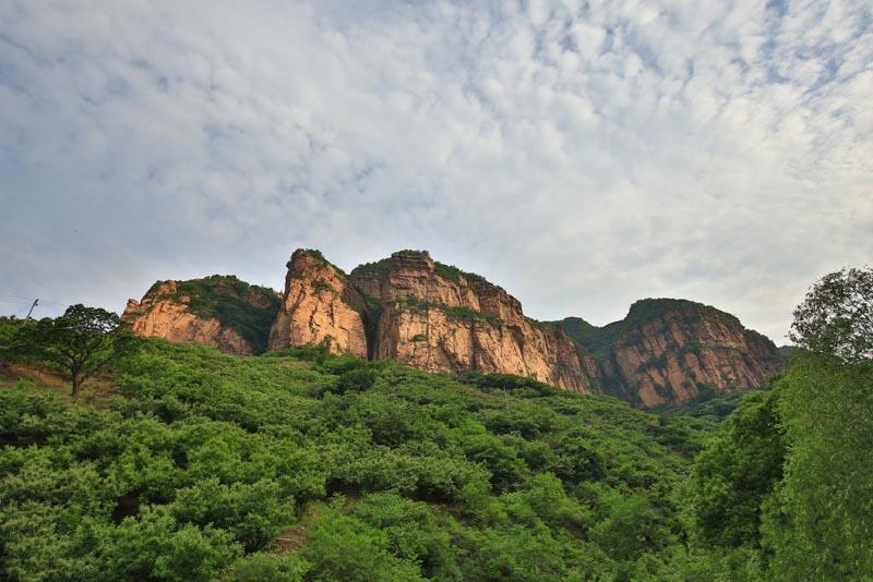 邢台仙界山一日游